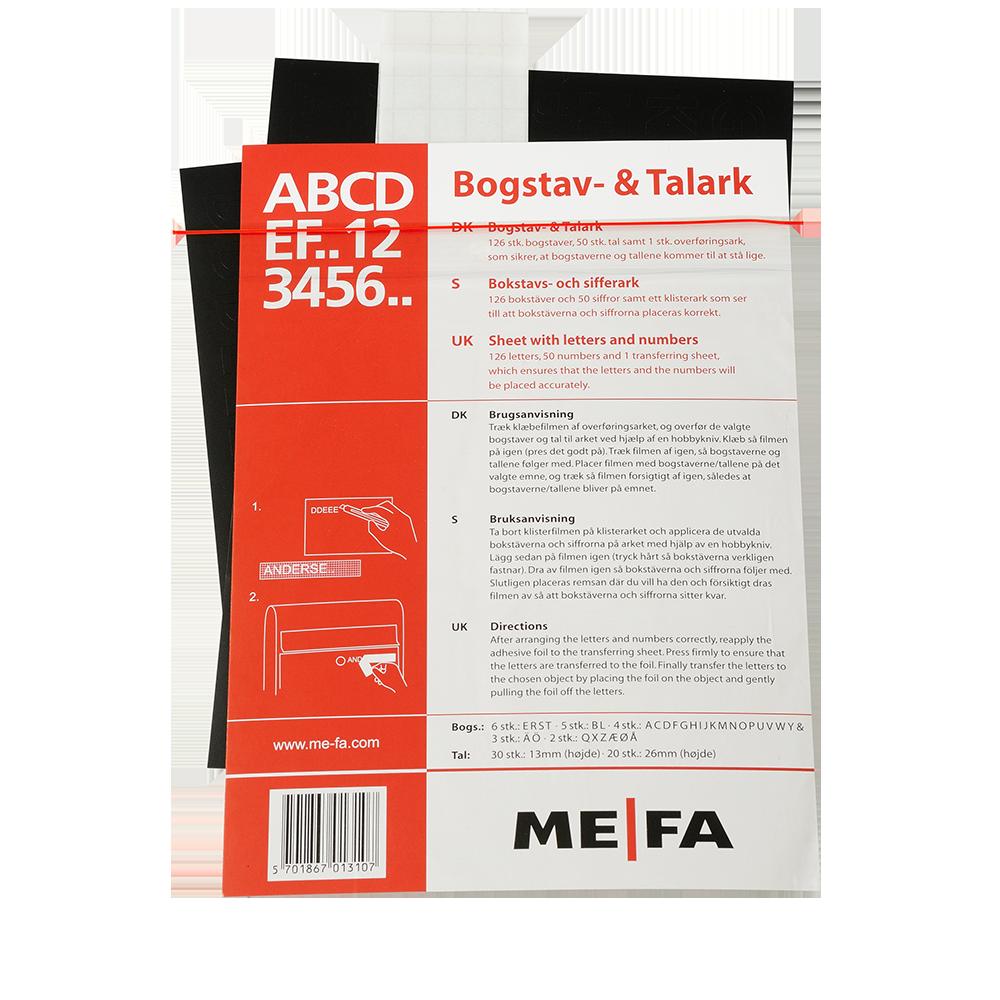 A13100-Foil-lettes-in-bag,-Black
