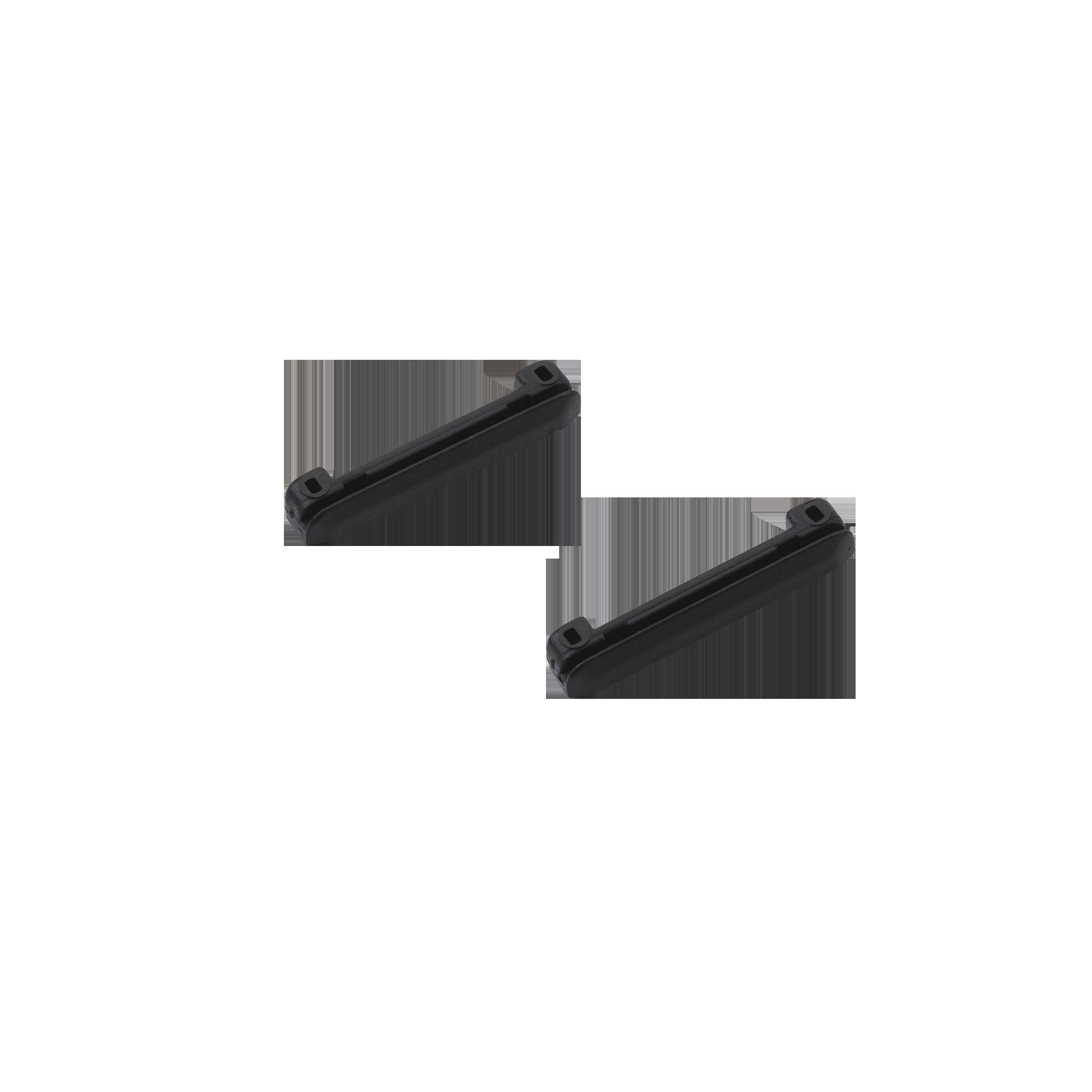 R001073 klapholder sort 2 stk.