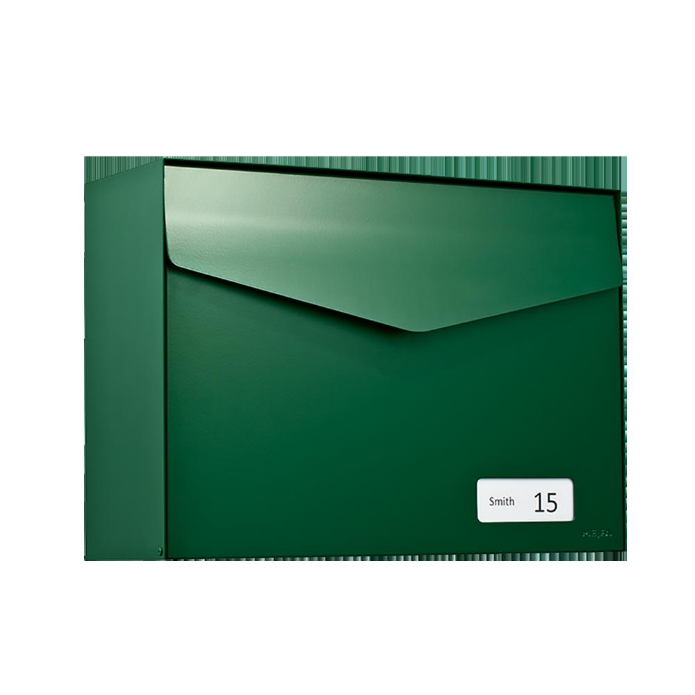 MEFA Letter 113 mailbox RAL 6005