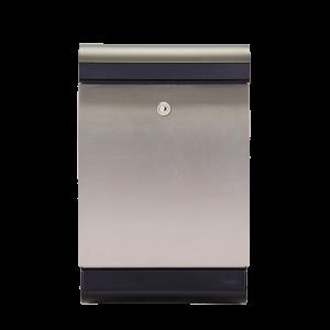 MEFA Penguin 303 RAL 9005/Galv